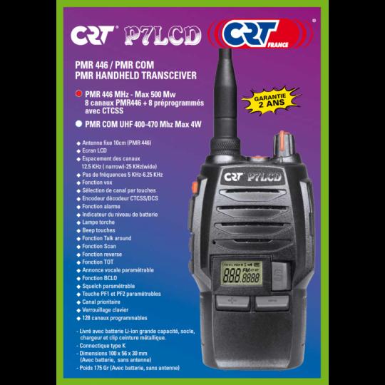 CRT P7LCD
