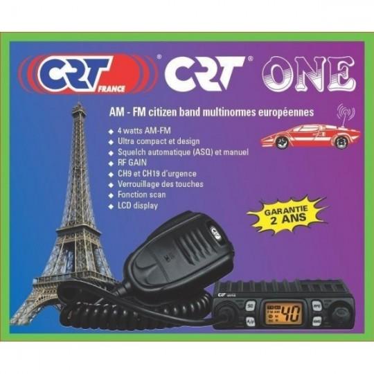 CRT One