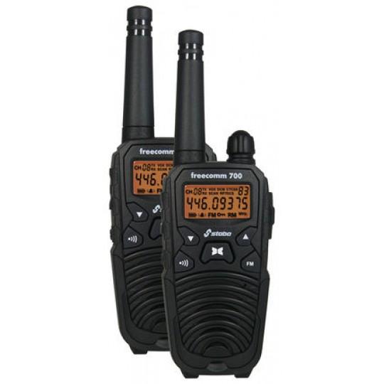 Stabo freecomm 700 radio case