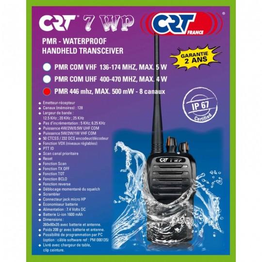 CRT 7WP
